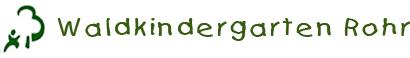 Waldkindergarten Rohr logo